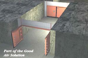 & power machine ventilation doors